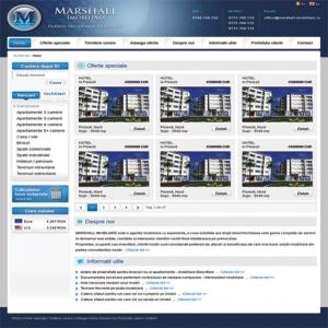 marshall goldsmith. Marshall imobiliare lanseaza noul site