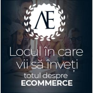 S-a lansat Academia de eCommerce - Cursuri si Resurse de Marketing si Vanzari