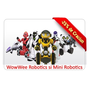 toysmall ro. WowWee Robotics