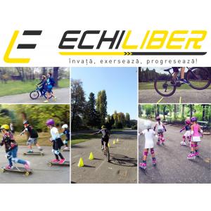 curs bicicleta. ECHILIBER - Scoala de biciclete, role, skateboard