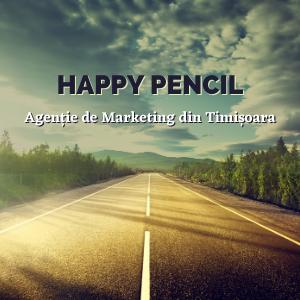 Profită acum de potențialul promovării online! Happy Pencil - Agentie Marketing din Timisoara