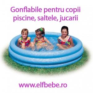 piscine gonflabile. Piscina gonfalbila copii Elfbebe