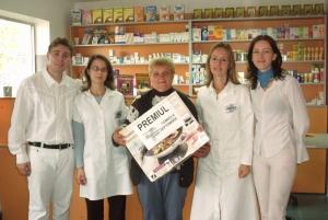 Farmacia HAPCIU ...  Noroc ! ... ca a aparut ...