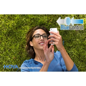 lentilele organice hoya. Tratamentul BlueControl neutralizeaza lumina emisa de majoritatea display-urilor – televizoare LCD sau LED, PC-uri, laptopuri, telefoane inteligente, dispozitive GPS sau tablete, sporind vizibil confortul vizual al utilizatorului.