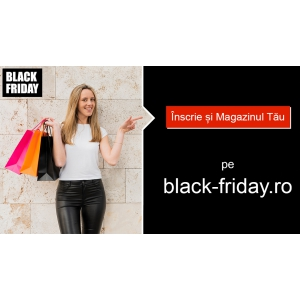 #teamdeals #blackfriday. Înscrie-ți magazinul pe black-friday.ro