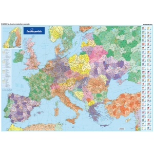 harti personalizate. Harta personalizata de la Business Map