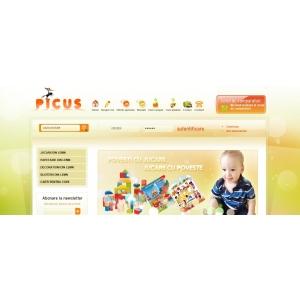 Picus. Magazin online Picus.ro