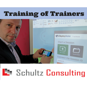 Train the Trainers 22-24 si 29-31 iulie 2016