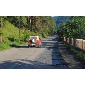 S.O.S. ,drumurile din România!