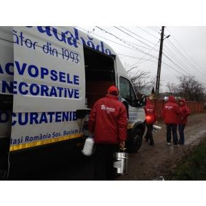 410 familii din Cudalbi afectate de inundaţii primesc asistenţă tehnică  specializată în construcţii de la Habitat for Humanity România