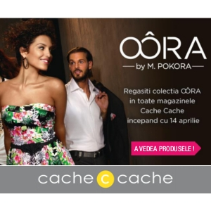 Google Global Cache. OÔRA BY M. POKORA !