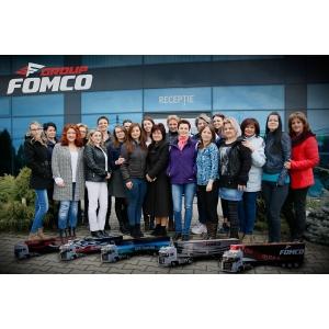 Doamnele din Fomco Group, într-o lume dură, dominată de bărbați !
