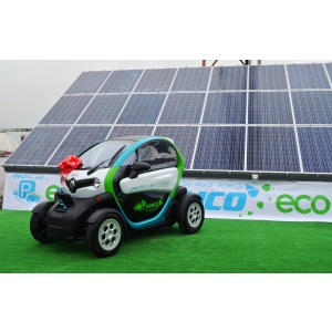 fomco. Fomco Eco-Electric car