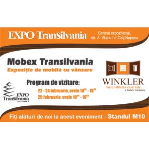 Produsele și serviciile Winkler la Expo Transilvania Ambient Construct & Instal