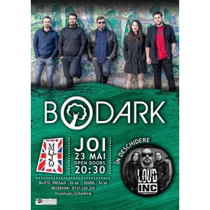 Bodark live @Mojo | Invitati: Loud Inc | #SupportYourLocalBands