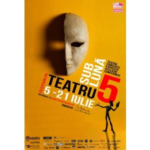 Hai cu noi la festival! - teatru, concerte, pictura, fotografii - TEATRU SUB LUNA