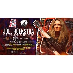 Joel Hoekstra (Whitesnake) Masterclass & Show