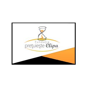 Lansare website Fundatia Pretuieste Clipa
