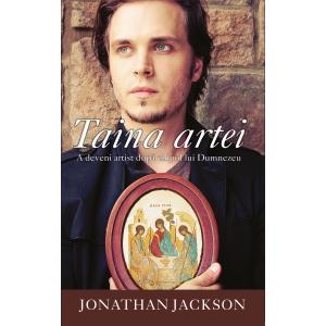 """Cartea cunoscutului actor american Jonathan Jackson """"Taina artei"""" a apărut în premieră în limba română"""
