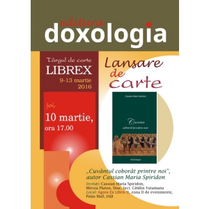 Librex Media International. Evenimentele Editurii Doxologia la Librex 2016