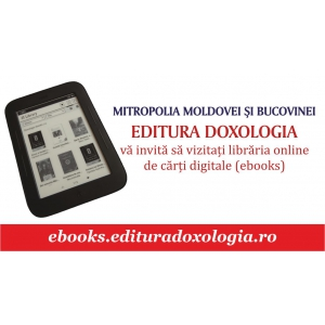ebooks. Noi apariții editoriale în Librăria de cărți digitale ebooks.edituradoxologia.ro