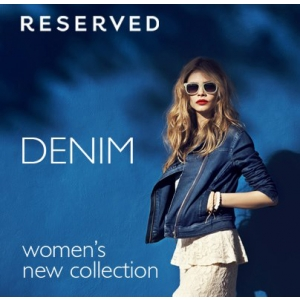 denim. Colectia Denim, Reserved.