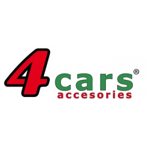 decoratiune auto. Logo 4Cars