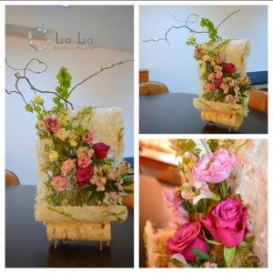 Atelier 4. Aranjamente florale proaspete in fiecare companie oferite  de OLaLa atelier