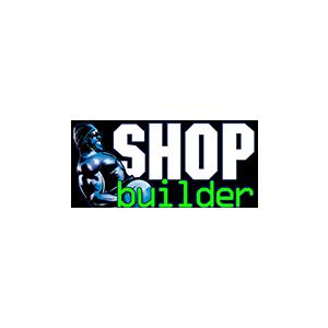 culturism. ShopBuilder Logo