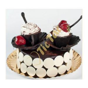 Desert. Cofetaria Tic Tac dezvaluie trucurile obtinerii unui desert incredibil de gustos