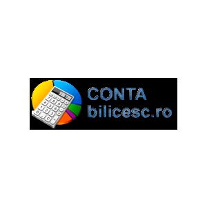 infiintare srl-d. Logo Contabilicesc