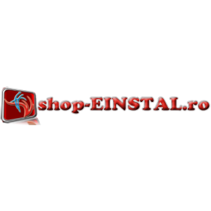 shop. Logo Shop-Einstal