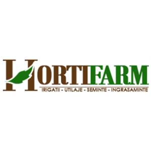 hortifarm romania. Logo HortiFarm