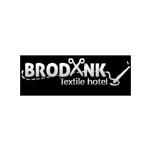 Logo Brodank - Lenjerii-Hotel.ro