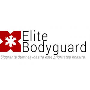 bodyguard. Logo EliteBodyGuard