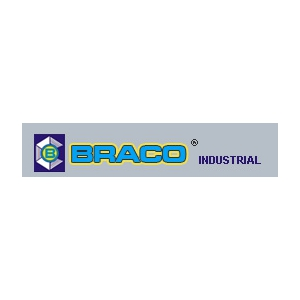 braco industrial. Logo Official