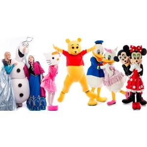 petreceri tematice. Zambetele copiilor prind culoare alaturi de echipa Petreceri cu Personaje