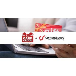 content speed. Card Cadou Online plugin Content Speed