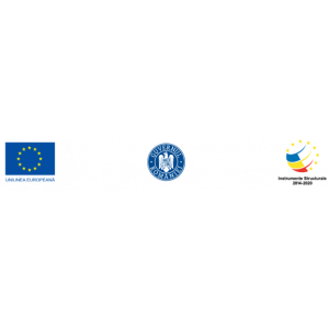 Sigla Uniunii Europene, Sigla Guvernului României si sigla Instrumentelor Structurale în România