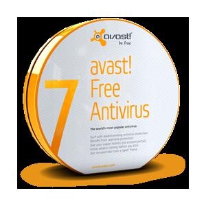 free antivirus. avast! 7 Free Antivirus