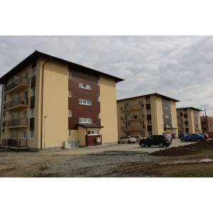 Apartament cu 3 camere cu grădină din ansamblul rezidențial Belvedere Residence Sibiu