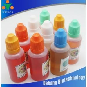 nicotina. lichid vegetal dekang