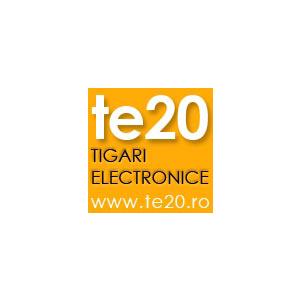 tigari electronice vs tigari clasic. tigari electronice te20