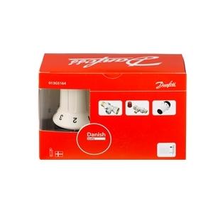 Noile seturi de robinete termostatice pentru radiatoare de la Danfoss