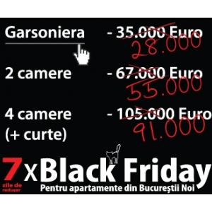 Black Friday la Victoria Consult Real Estate