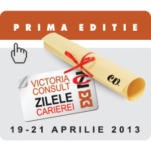 Zilele Carierei Victoria Consult