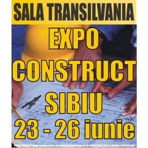 targ expo constructii. Au inceput inscrierile pentru EXPOCONSTRUCT SIBIU 2011 - targ de constructii si amenajari interioare