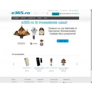 e365 ro - Magazinul tau de incredere. www.e365.ro/ceasuri-cu-cuc