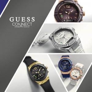 martian. Guess anuntă lansarea primului ceas inteligent de tip fashion