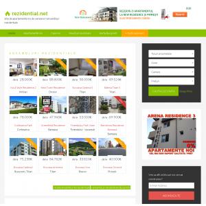 Rezidential.net - portal de ansambluri rezidentiale